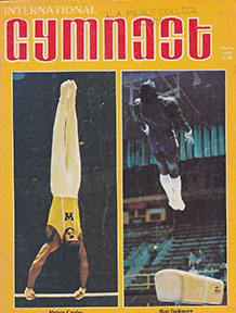Washington Gymnastics History Who's Who