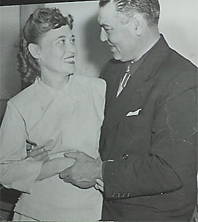 Rae and Jack Dempsey