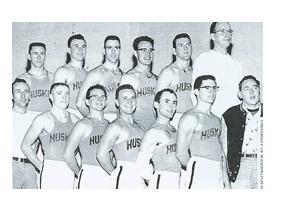 1957 Men's Team